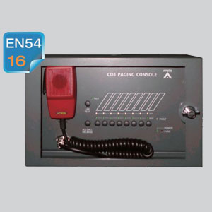 CD8 Paging Console